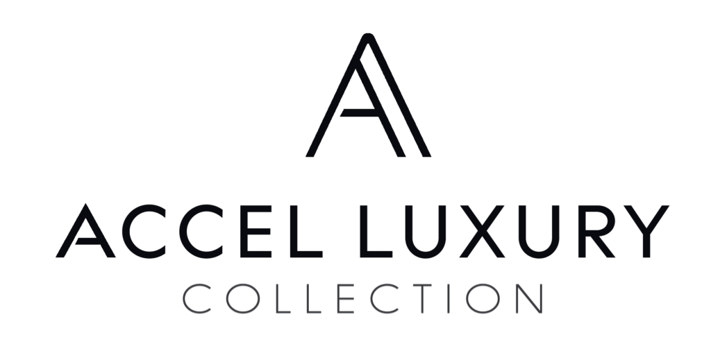 Accel Luxury Collection Black Logo